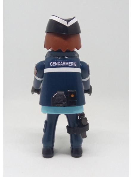 Playmobil personalizado uniforme con chaqueta Gendarmerie Francia hombre [1]