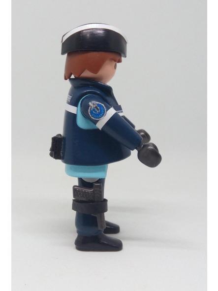 Playmobil personalizado uniforme con chaqueta Gendarmerie Francia hombre [2]