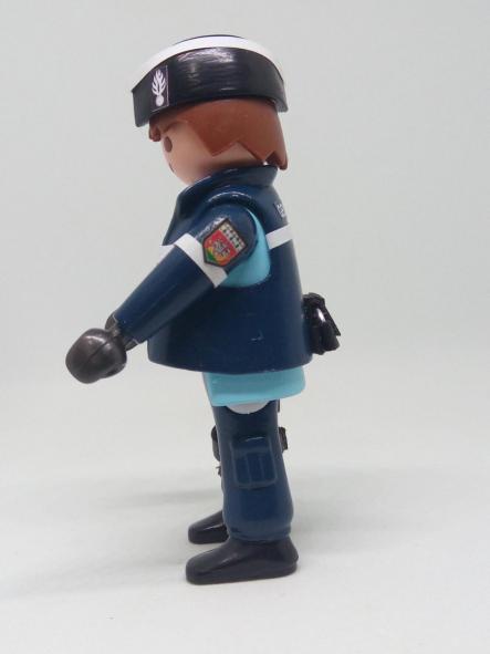 Playmobil personalizado uniforme con chaqueta Gendarmerie Francia hombre [3]