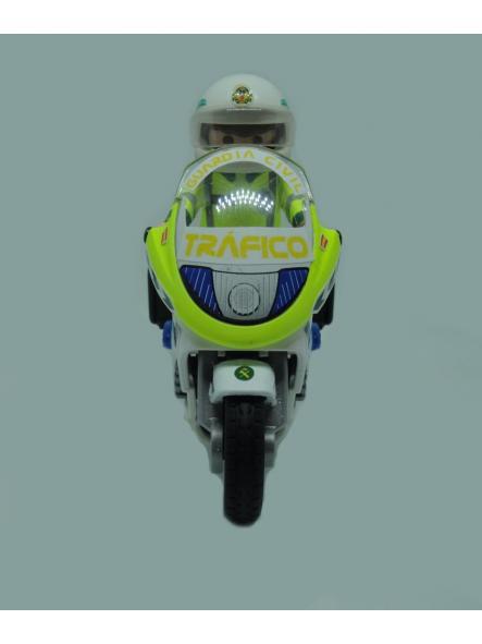 Playmobil nueva moto de la Guardia Civil de Tráfico elige hombre o mujer