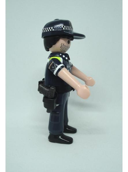 Playmobil personalizado con uniforme de la guardia urbana de Badalona hombre [2]