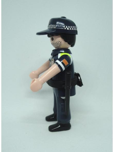 Playmobil personalizado con uniforme de la guardia urbana de Badalona hombre [3]