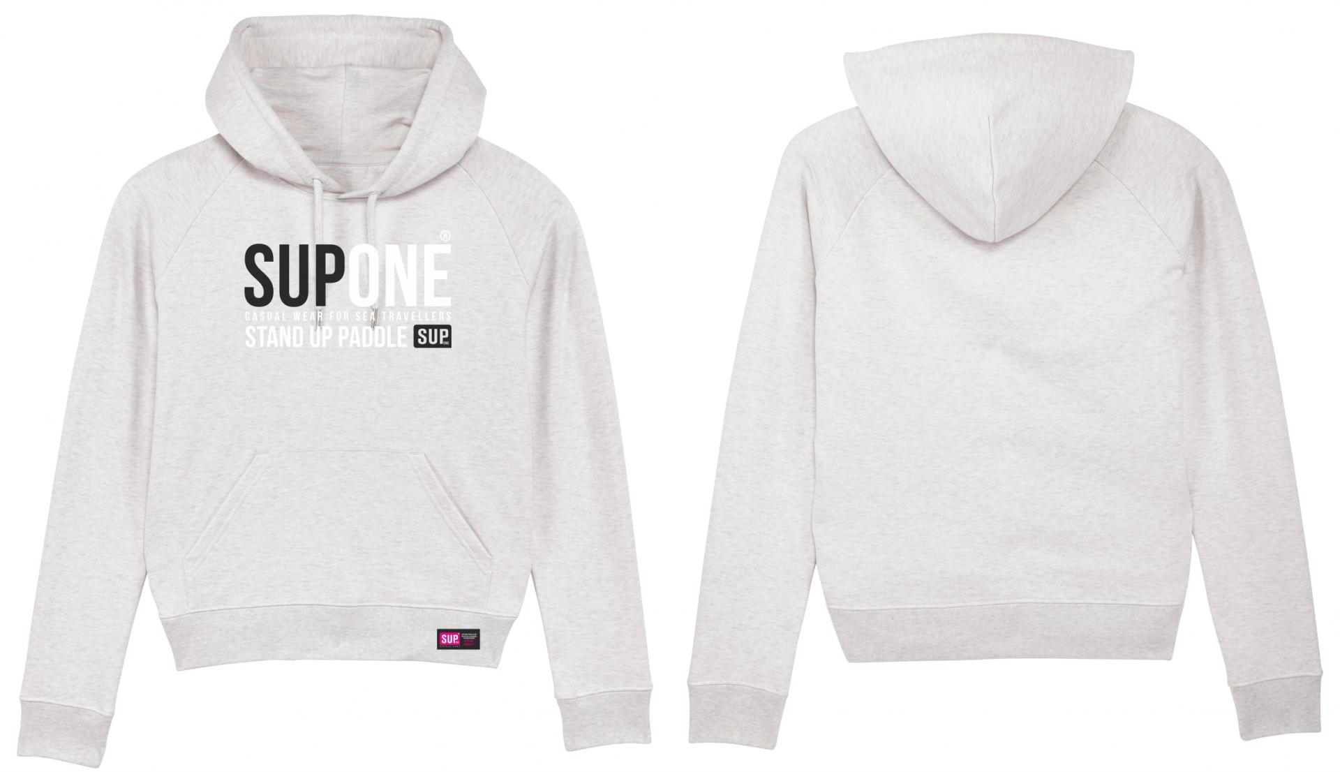 HOODIE COLLECTION BLANCO ROTO