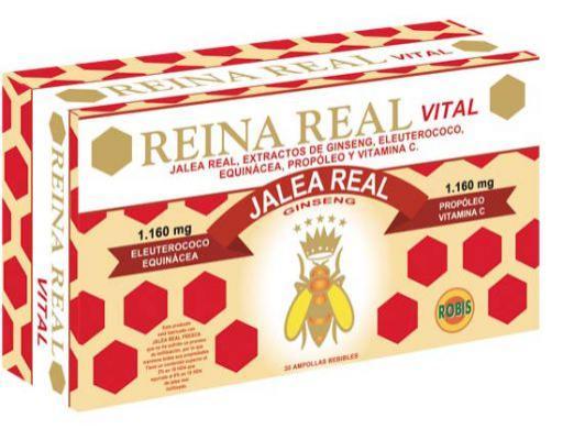 REINA REAL VITAL 30 AMP. , ROBIS