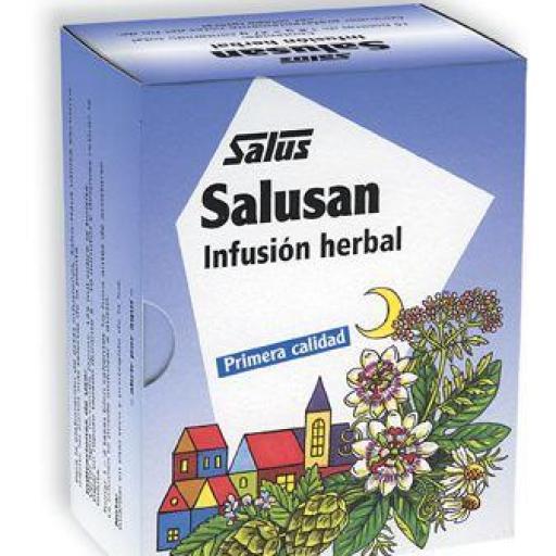 SALUSAN INFUSION 15 BOLSITAS