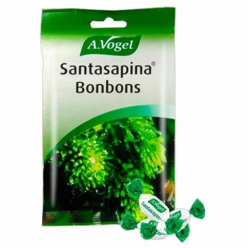 SANTASAPINA BONBONS  CARAMELOS 100 GR.