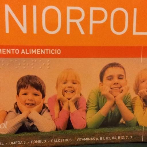 JUNIORPOL 20 AMP., PLANTAPOL [0]