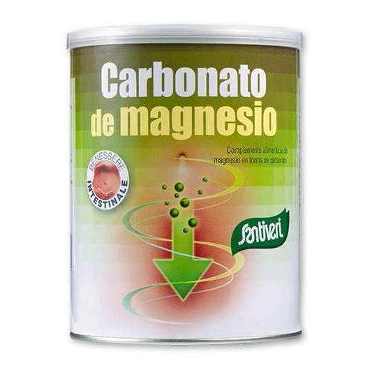 CARBONATO DE MAGNESIO EN POLVO 110 GR.
