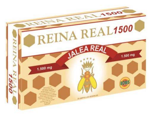 REINA REAL 1500 20 AMP., ROBIS