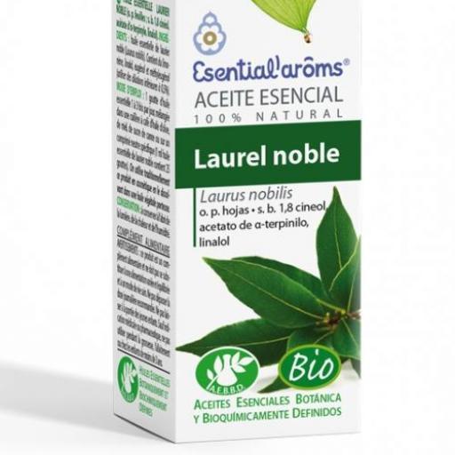 LAUREL aceite esencial 5 ml.