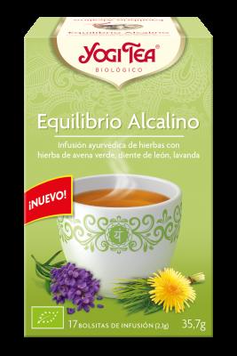YOGITEA EQUILIBRIO ALCALINO 17 SOBRES