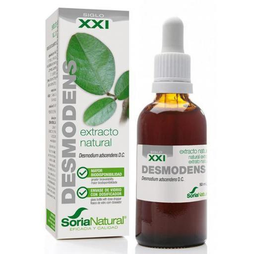 EXTRACTO NATURAL DE DESMODENS 50 ML.