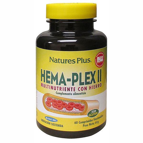 HEMA PLEX II 60 COMPR.