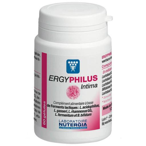 ERGYPHILUS INTIMA 60 CAP.