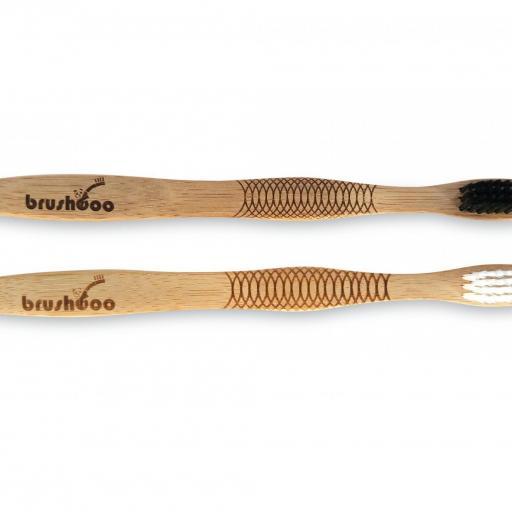 Pack premium Brushboo - El cepillo de dientes de bambú natural y ecológico  [0]