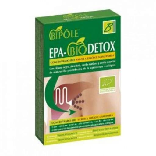 Bipole Epa Biodetox - 20 Ampollas