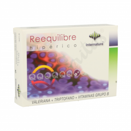 REEQUILIBRE 60 CAP. , INTERNATURE