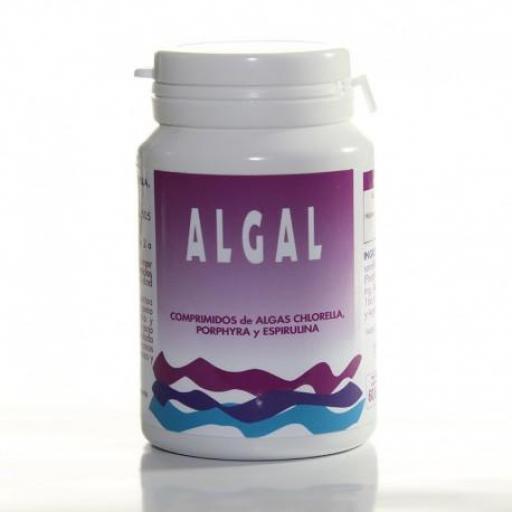 ALGAL 120 COMPR.
