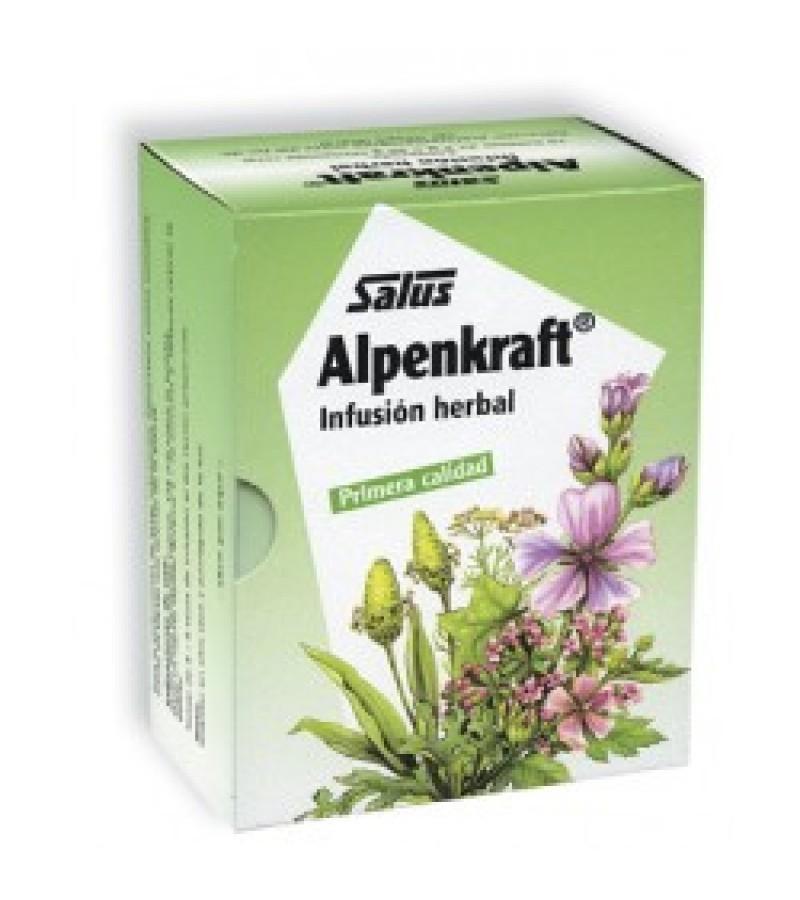 ALPENKRAFT INFUSION 15 SOBRES