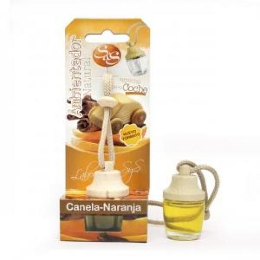 AMBIENTADOR NATURAL COCHE 7 ML
