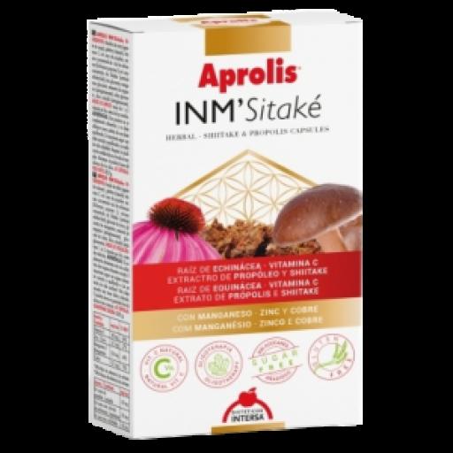 Aprolis INM Sitake · Dietéticos Intersa · 60 cápsulas