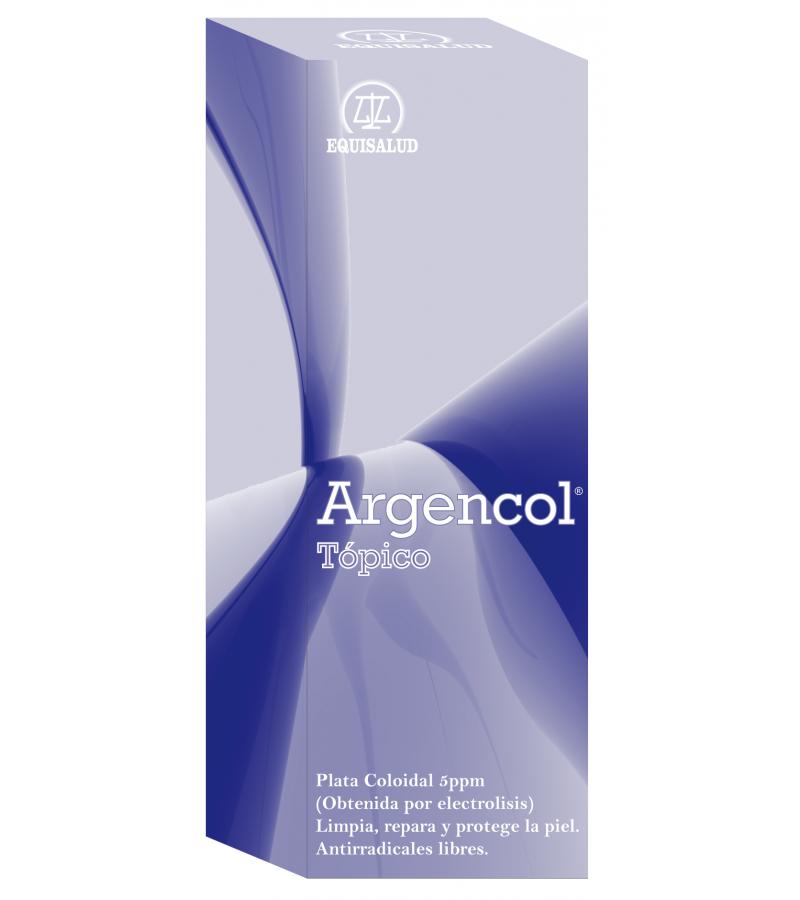 ARGENCOL TOPICO 100 ML. (PLATA COLOIDAL 5PPM)