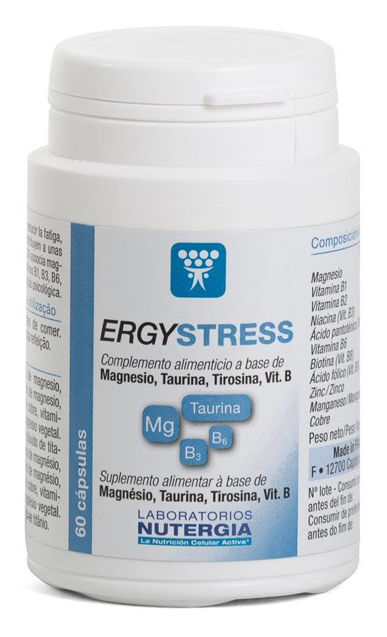 ERGYSTRESS60 CAP.