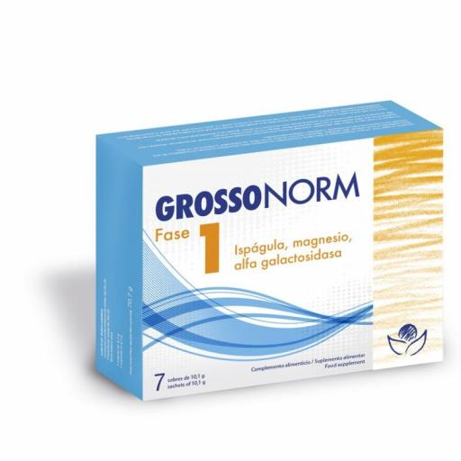 GROSSONORM FASE 1 (7 SOBRES) [0]