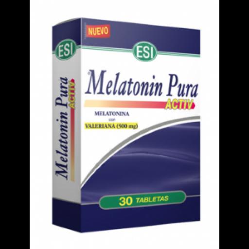 MELATONIN PURA ACTIV 30 COMPR.