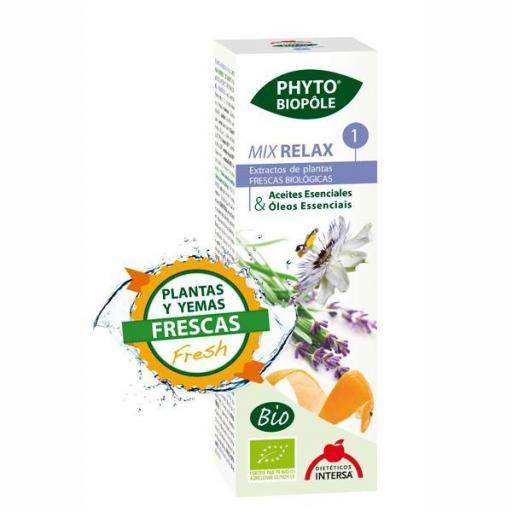 Phytobiopole Mix Relax 1 (Relax y Bienestar) 50ML, INTERSA