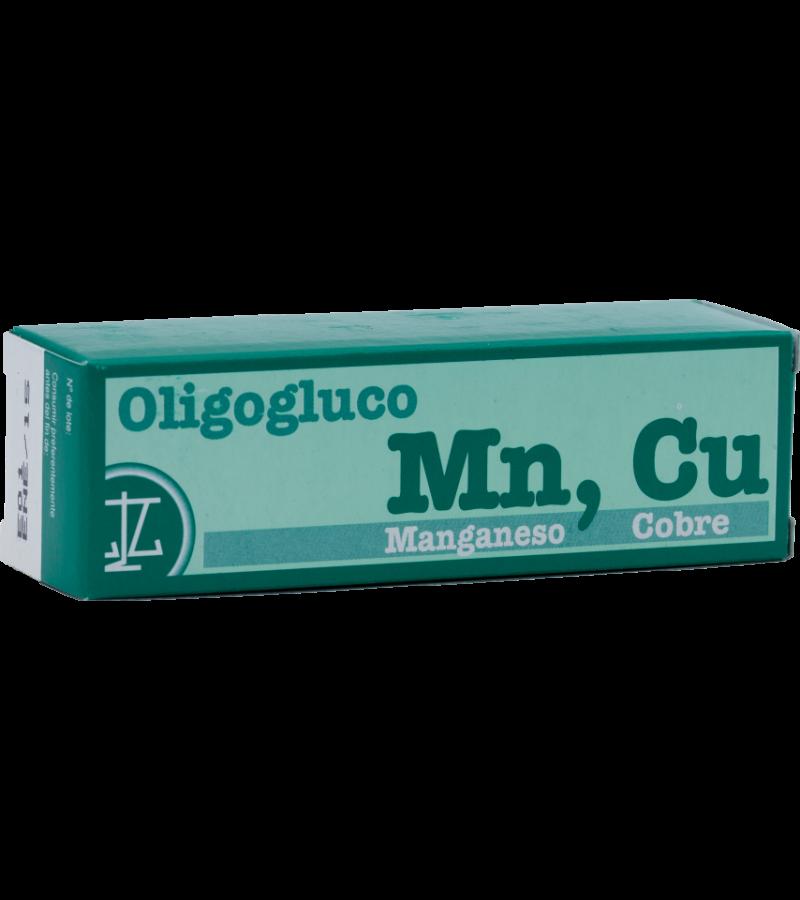 OLIGOGLUCO MANGANESO-COBRE 30 ML.