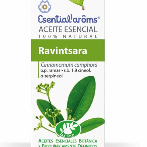 ACEITE ESENCIAL AEBBD - Ravintsara 5ML.