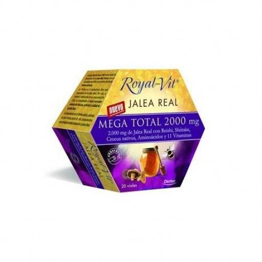 ROYAL VIT MEGA TOTAL 2000, 20 AMP, DIETISA