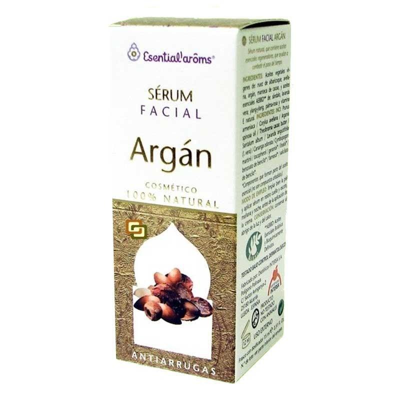 SERUM FACIAL ARGAN 15 ML.