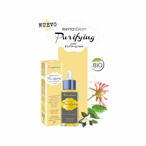 PHYTOSERUM PURIFYING PIEL MIXTA-GRASA