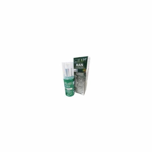 SHILART MAN EMULSION FACIAL 120 ML.