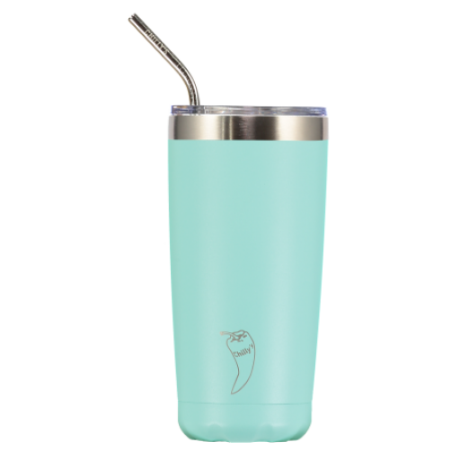 Vaso térmico 500ml Chilly's MENTA PASTEL