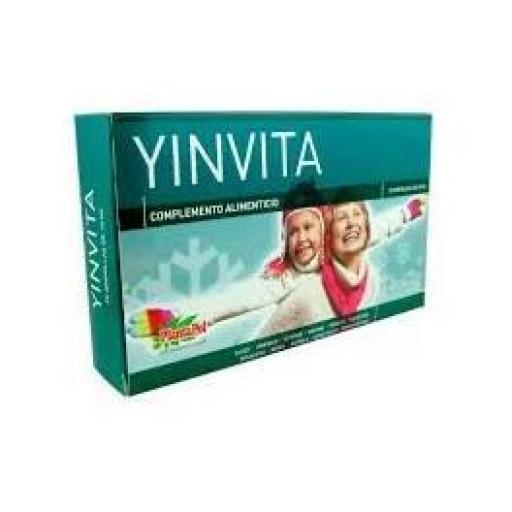 YINVITA 20 ampollas - PLANTAPOL