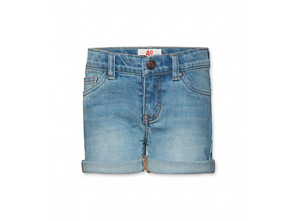 LIGHT DENIM 5-P SHORTS