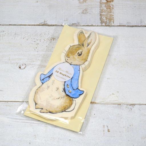 Peter Rabbit & Friends servilletas [0]