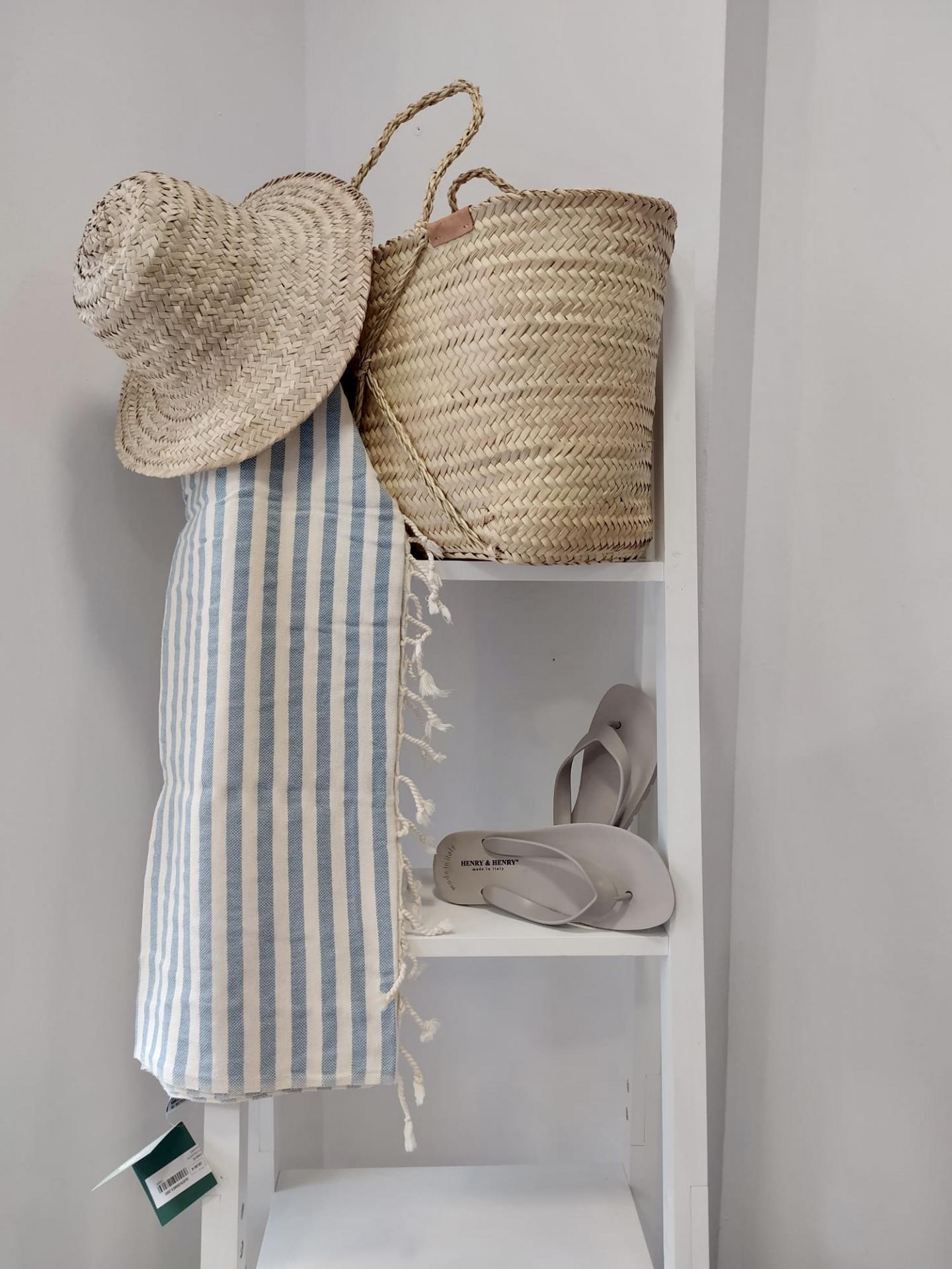 Toallas (foutas) algodón individuales