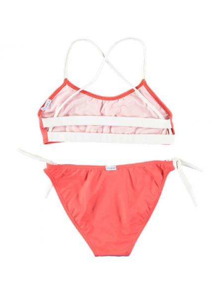 Bikini Isa Tricolor Coral [2]