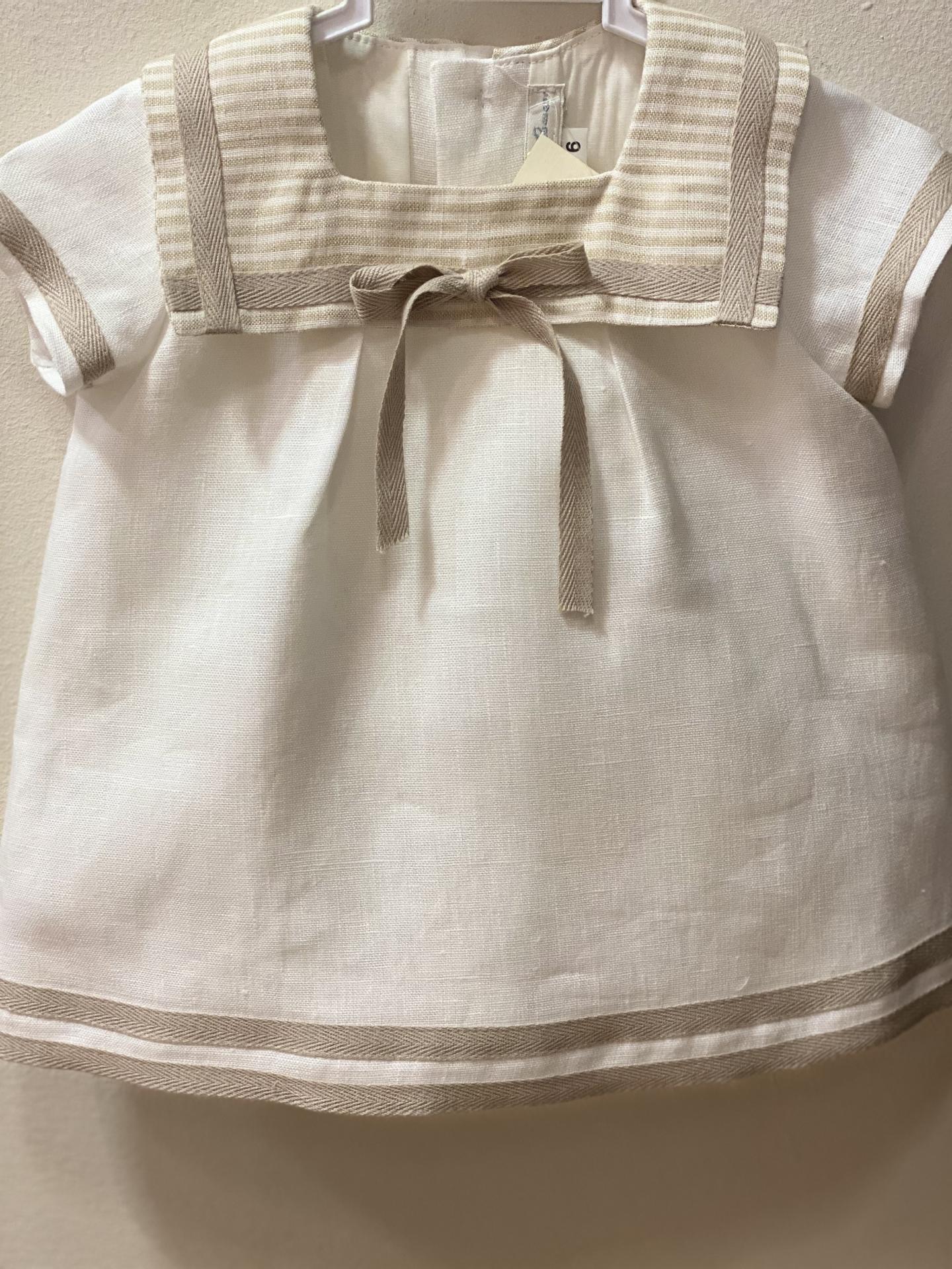 Vestido jazmín
