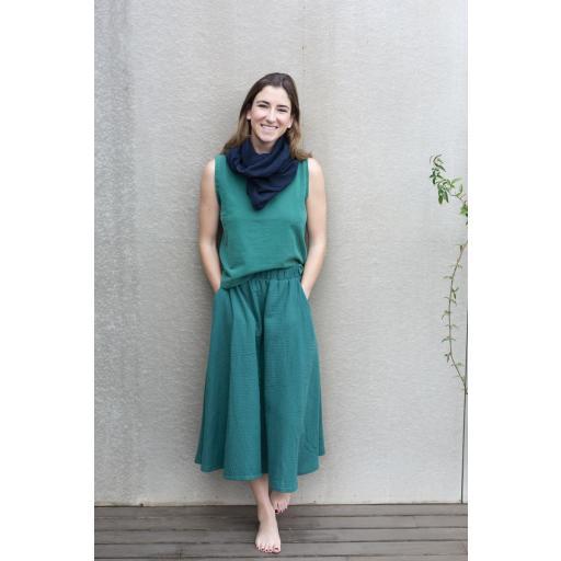 Chaleco Punto Verde [2]
