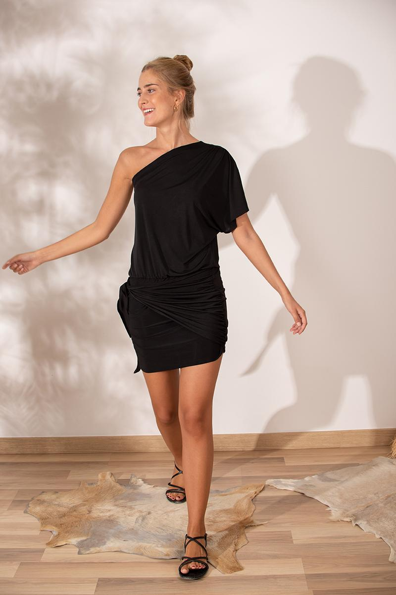 Vestido Carlota Negro