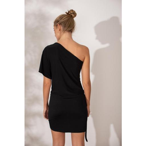 Vestido Carlota Negro [1]