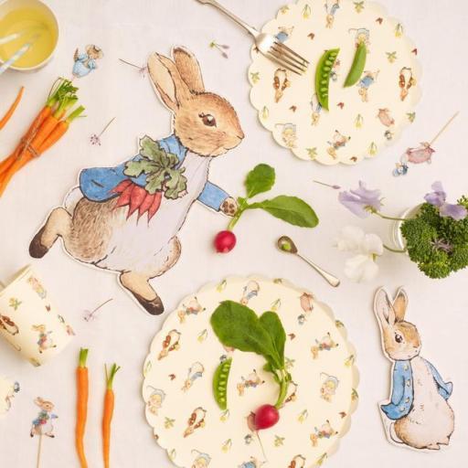 Platos de cena Peter Rabbit & amigos [2]