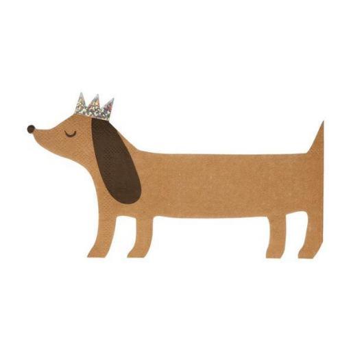 Servilletas perro [0]