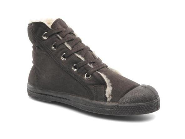 BENSIMON BOTA FORRADA CHOCOLATE