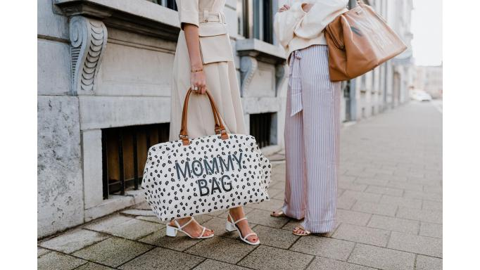 Mommy bag nursery leopardo [2]